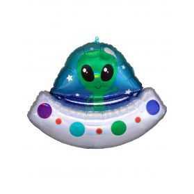 Ballon en forme d'Alien