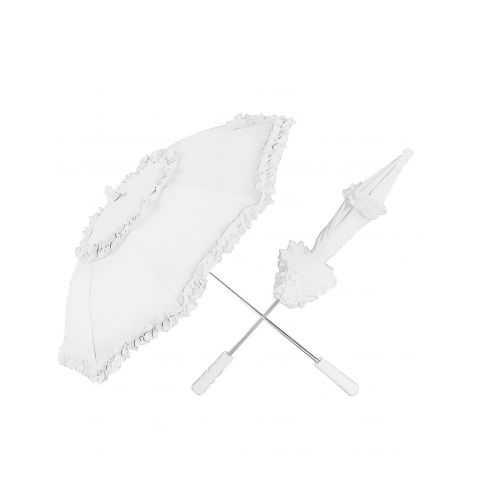 Ombrelle Blanche de la Belle Epoque