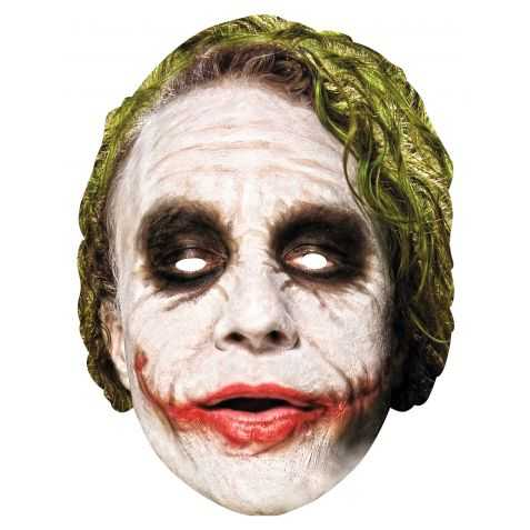 Masque Adulte Le Joker dans Batman