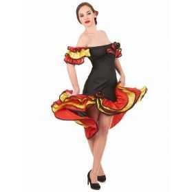 Déguisement Robe danseuse de flamenco