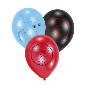 Ballons Ladybug