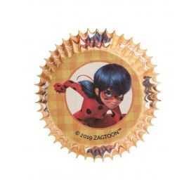 Moules cupcake Ladybug