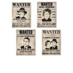Affiches Wanted