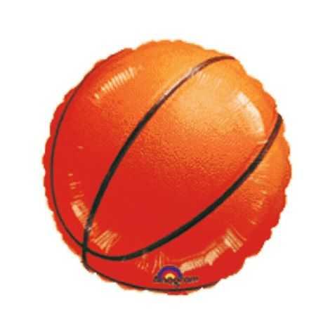 Ballon en forme de ballon de basket