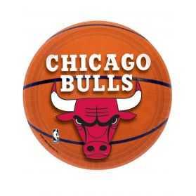 Assiettes Chicago Bulls