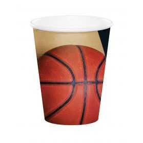 Gobelets thème Basket
