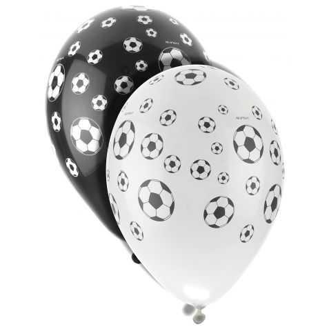 Ballons de baudruche thème Football