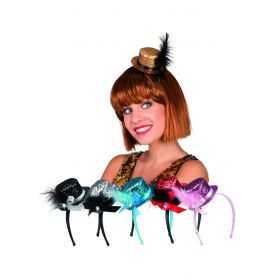 Chapeau Cabaret femme original