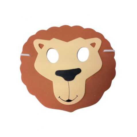 Masque Lion enfant avec élastique