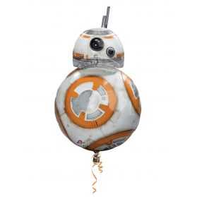 Ballon Star Wars en forme de BB8