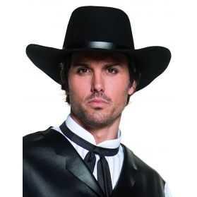 Chapeau déguisement Bandit western