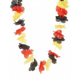 Collier Hawaï supporter Belgique