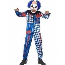 Déguisement Clown machiavélique enfant