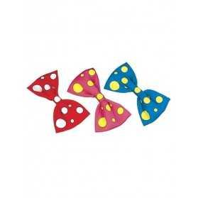 Noeud papillon pois pour se déguiser en clown