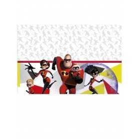 Nappe en plastique Les Indestructibles 2 120 x 180 cm