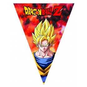 Guirlande fanions Dragon Ball Z 360 cm