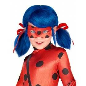 Perruque fille Ladybug - Miraculous