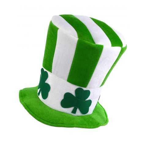 Chapeau pour fête de la St Patrick