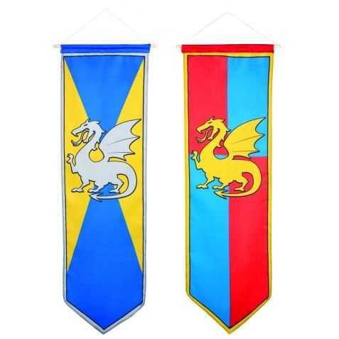 Oriflamme Chevaliers et Dragons