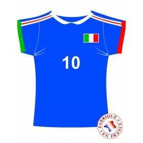 Décoration murale maillot Italie