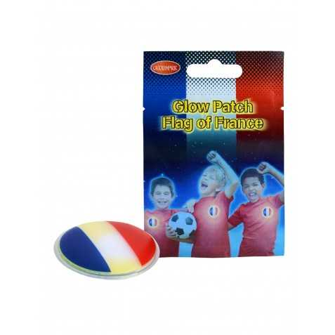 Badge lumineux supporter France