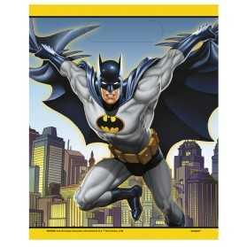 8 Sacs de fête Batman 18 x 23 cm