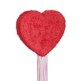 Pinata en forme de Coeur