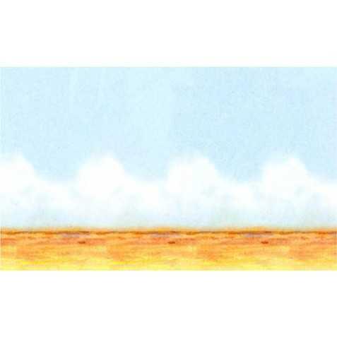 Décor mural Désert de Sable et Ciel
