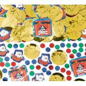 Confettis de table Pirates