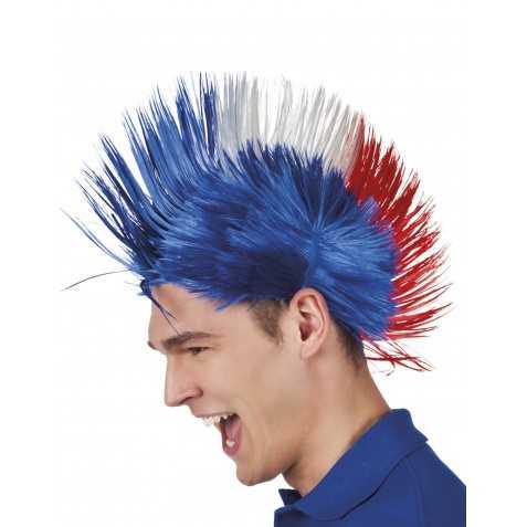 Perruque punk France