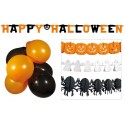 Kit déco Halloween