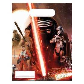 Sachets Star Wars pour surprises anniversaire