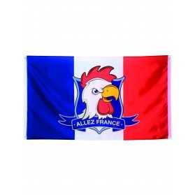 Drapeau supporter France