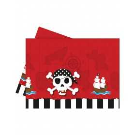 Nappe gouter anniversaire thème Pirate
