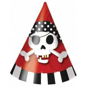 Chapeaux de fête thème Pirate