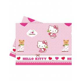 Nappe en plastique Hello Kitty 120 x 180 cm