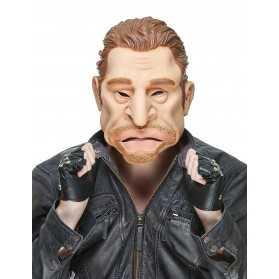 Masque Johnny dans les Guignols de l'info