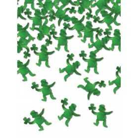 Confettis de table St Patrick