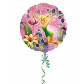 Ballon gonflable Fée Clochette pour déco d'anniversaire Peter Pan