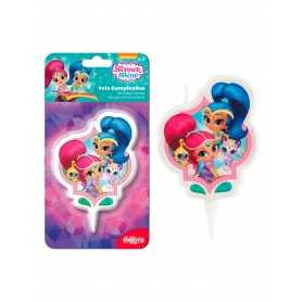 Bougie Shimmer and Shine 7 cm