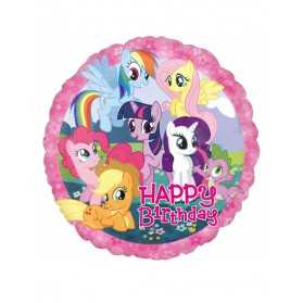 Ballon aluminium My Little Pony 43 cm