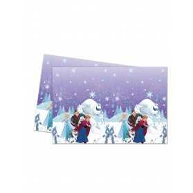Nappe plastique 120x180cm La Reine des Neiges Frozen
