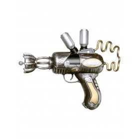 Pistolet Steam punk 25 cm