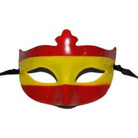 Masque DRAPEAU ESPAGNOL