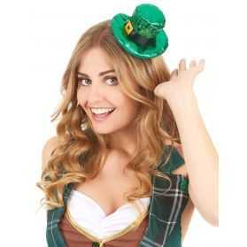Mini chapeau Saint Patrick