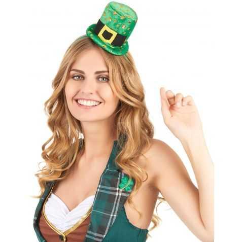 Chapeau femme Saint Patrick