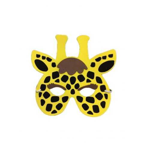 Masque girafe enfant