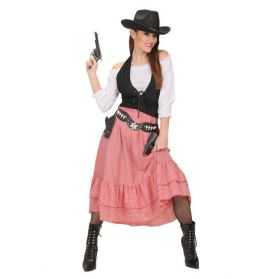 Déguisement Belle Cowgirl