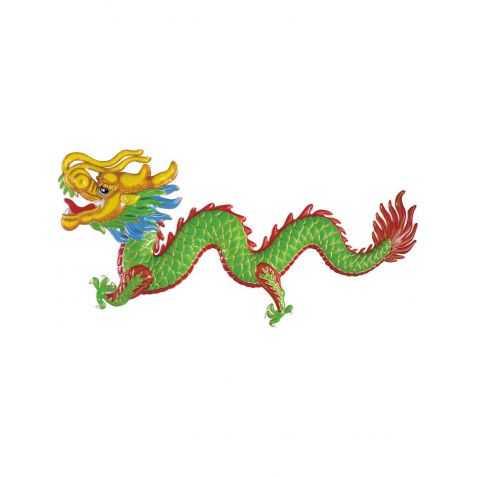 Dragon pour Nouvel An Chinois
