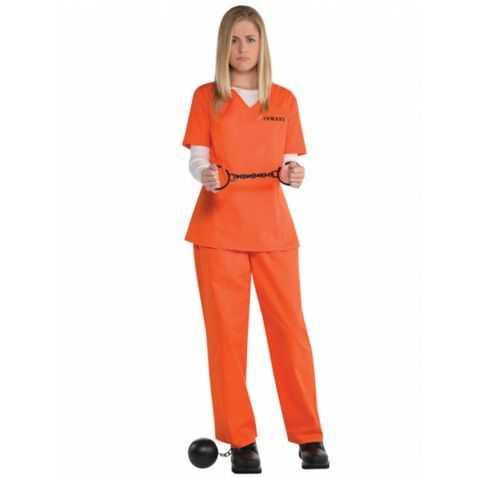 Déguisement Prisonnière américaine